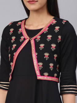 Indian Ethnic Wear Dress - Buy Traditional Black IndianEthnic Dress For Womens in India | Ethnicbazaar