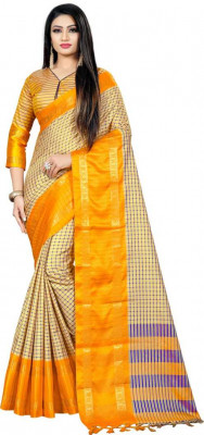 Buy Designer YellowSarees For Womens Online in India at Ethnic Bazaar