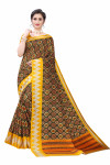 Joya Silk Sarees - Buy Designer Green Printed Joya Silk Sarees For Womens Online in India | Ethnicbazaar