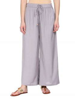 Buy Latest Solid Palazzos Pants For Womens Online in India   Ethnicbazaar
